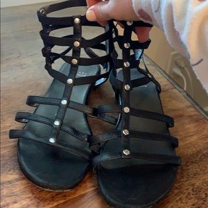 Gladiator Stretch Sandal